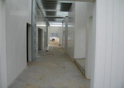 Interior walls, Dairy