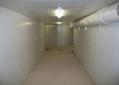 Tunnel-completed