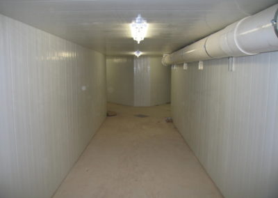 Tunnel completed